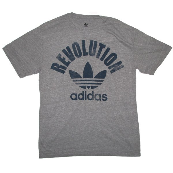 Revolution Trefoil Triblend Tee