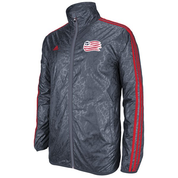 Revolution Wavespeed Jacket-Silver