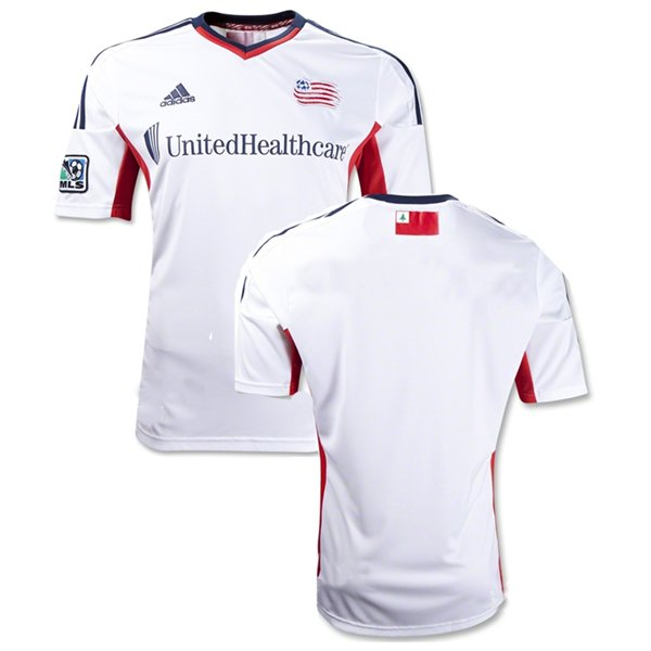 Revolution Custom 12/13 Replica Away Jersey