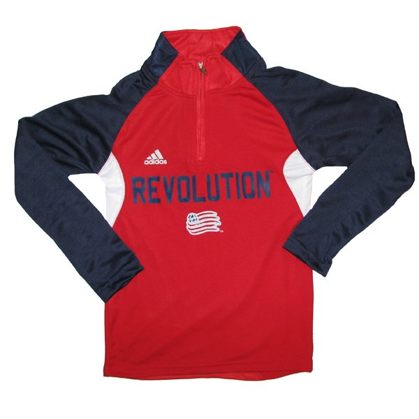 Youth Revolution Quincy 1/4 Zip Top