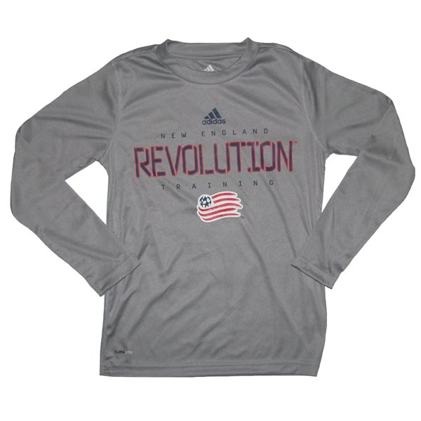 Youth Revolutions Speedwick Long Sleeve Tee