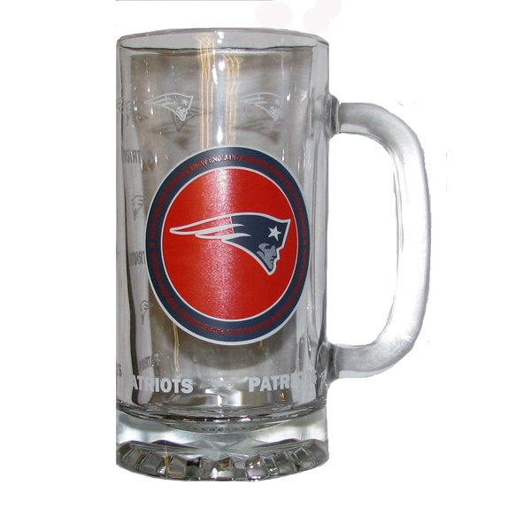 Patriots 16oz Ring Of Honor Tankard