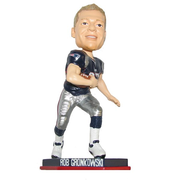 Rob Gronkowksi Action Bobblehead