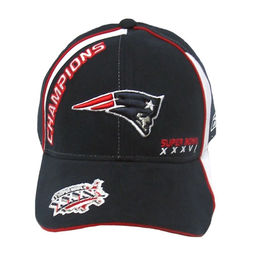 2001 Super Bowl 36 Champ Cap