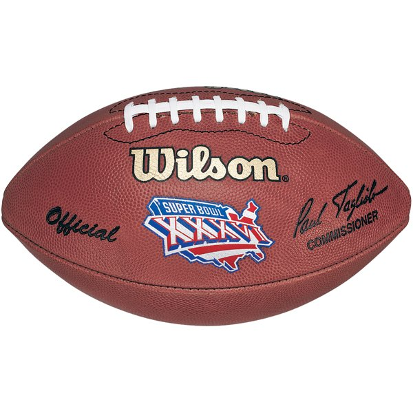SB36 Official Game Ball