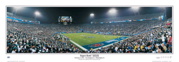Pats-Eagles SB39 Panoramic