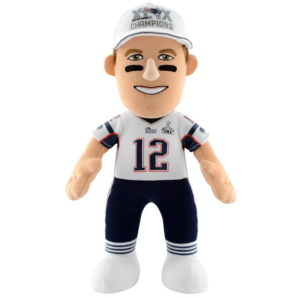 Super Bowl XLIX Brady Plush Toy