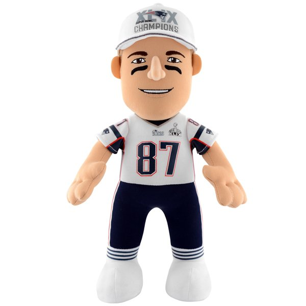 Super Bowl XLIX Gronkowski Plush Toy