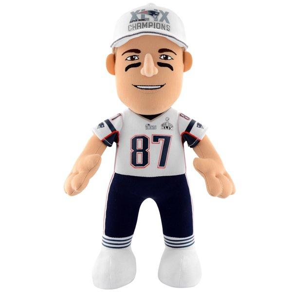 Super Bowl XLIX Gronkowski Plush Toy