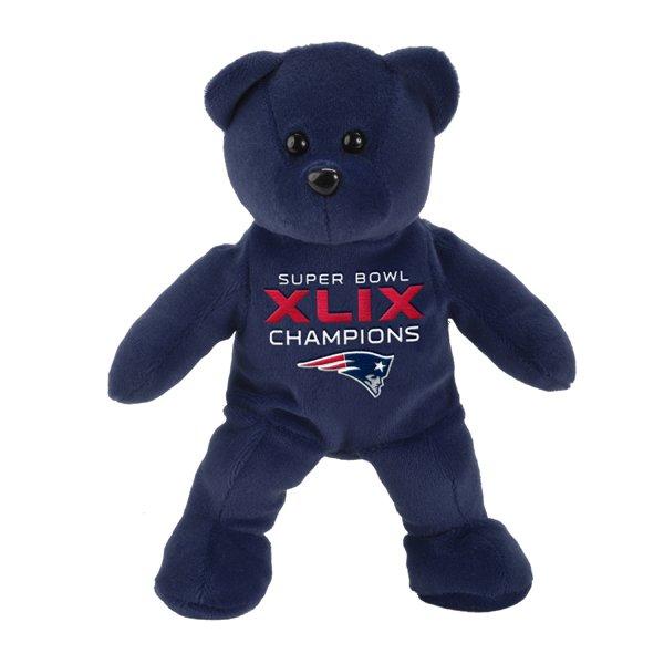 Super Bowl XLIX Champions 8 Inch Bear