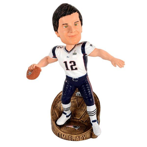 Brady Super Bowl XLIX MVP Bobblehead