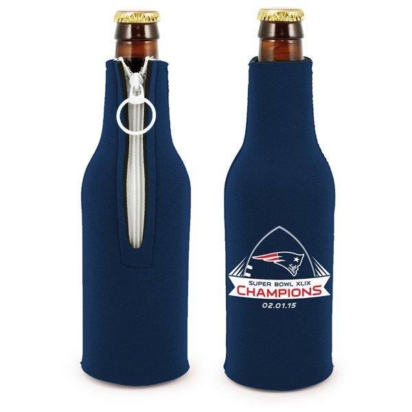 Super Bowl XLIX Champs Bottle Suit-Navy