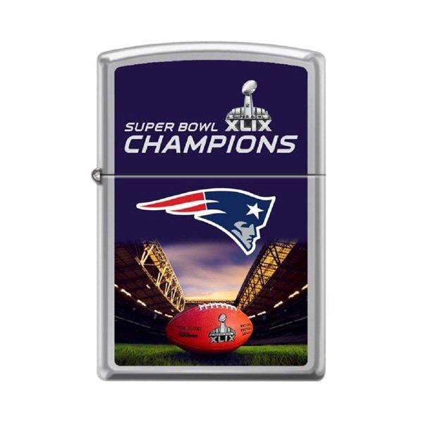 Super Bowl XLIX Champions Zippo Lighter