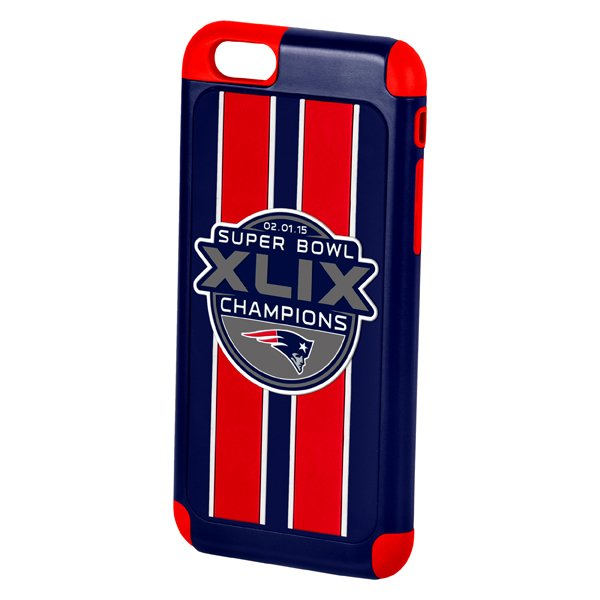 Super Bowl XLIX Champions Hybrid Cover-iPhone 6