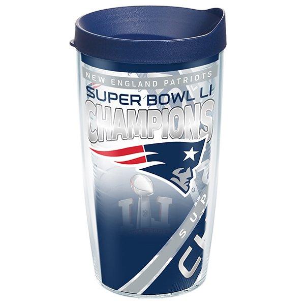 Super Bowl LI Champions 16oz Tumbler