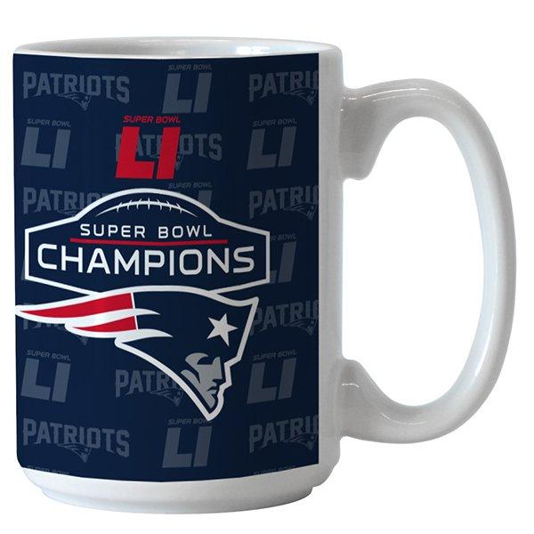 Super Bowl LI Champions 15oz Coffee Mug