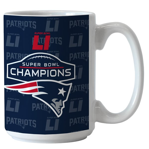 Super Bowl LI Champions 15oz Coffee Mug