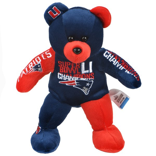 Super Bowl LI Champs Plush Bear