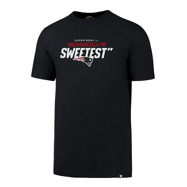 Unequivocally the Sweetest Tee-Navy