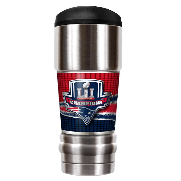 Super Bowl LI Champions Aluminum Travel Mug
