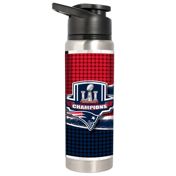 Super Bowl LI Champions Water Bottle