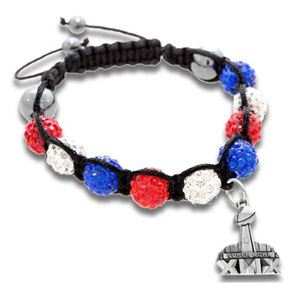 Super Bowl XLIX Champions Shambala-Blue/Red/White