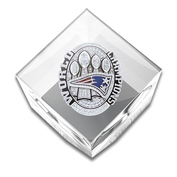 Super Bowl XLIX Champions Acryllic Cube