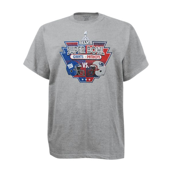 Youth Patriots vs Giants SB XLVI Dueling Tee