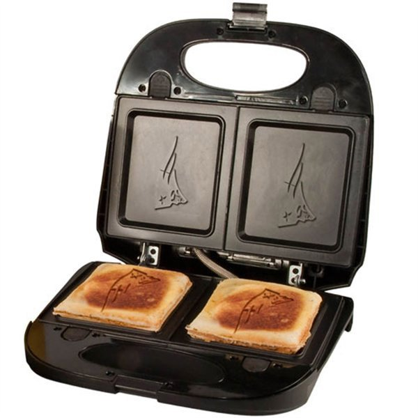 Patriots Logo Panini Sandwich Press