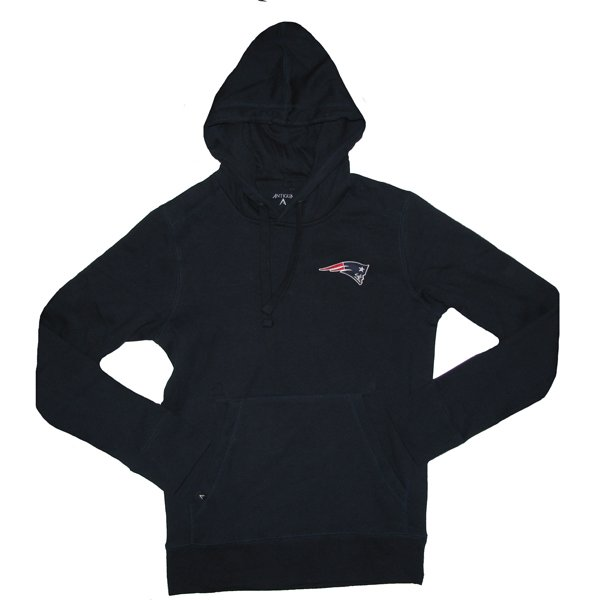 Signature Pullover Hood-Navy
