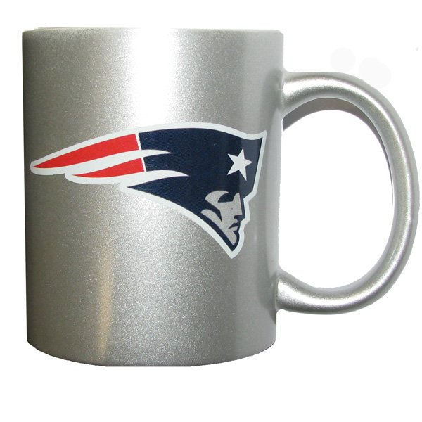 Patriots 11oz Metallic Coffee Mug