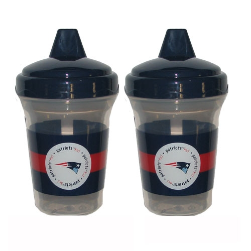 Patriots Sippy Cup 2-Pack 