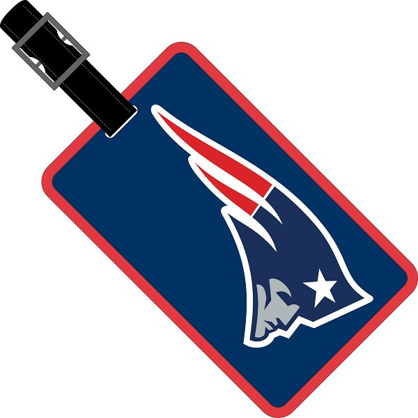 Pats Rubber Luggage Tag