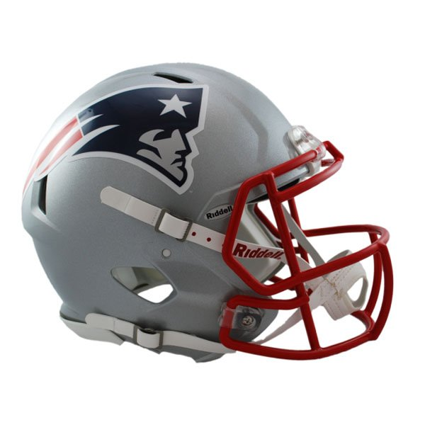 Patriots Speed Full Size Authentic Helmet