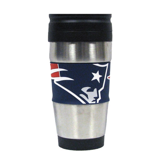Patriots Stainless Steel Travel Mug
