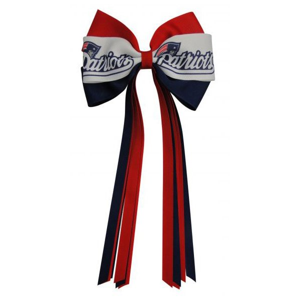 Patriots Streamer Bow