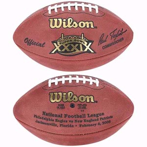 SB39 Official Game Ball