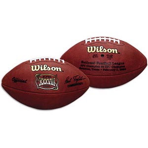 SB38 Official Game Ball