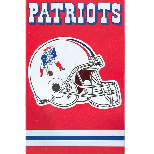 Throwback Patriots Flag 44x28