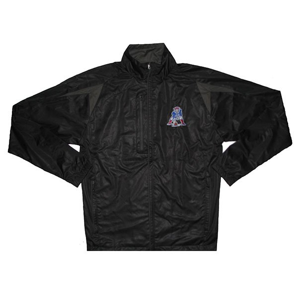 Throwback Highland Full Zip Jacket-Black