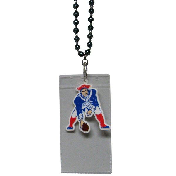 Throwback Lanyard Ticket Holder Beads