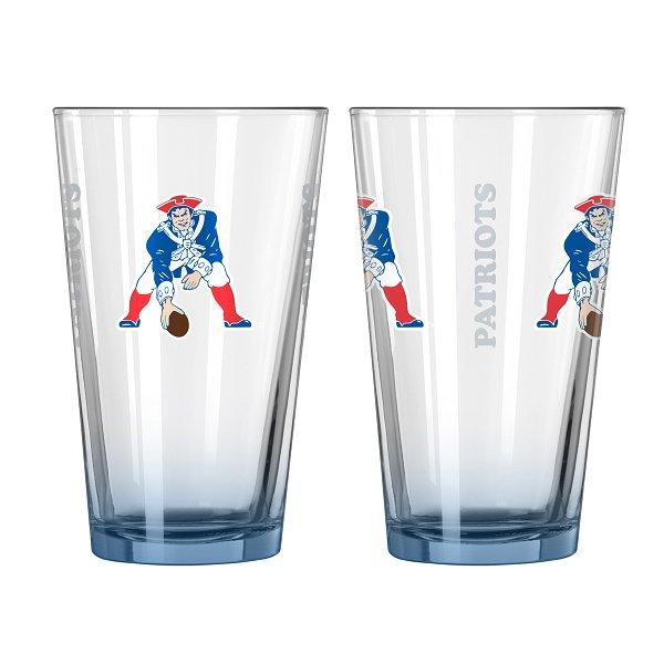 Throwback Elite Pint Glass