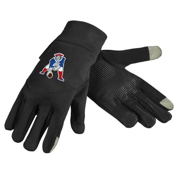 Throwback Texting Gloves-Black