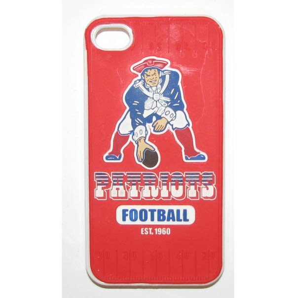 Patriots Throwback IPhone 4 Hard Case