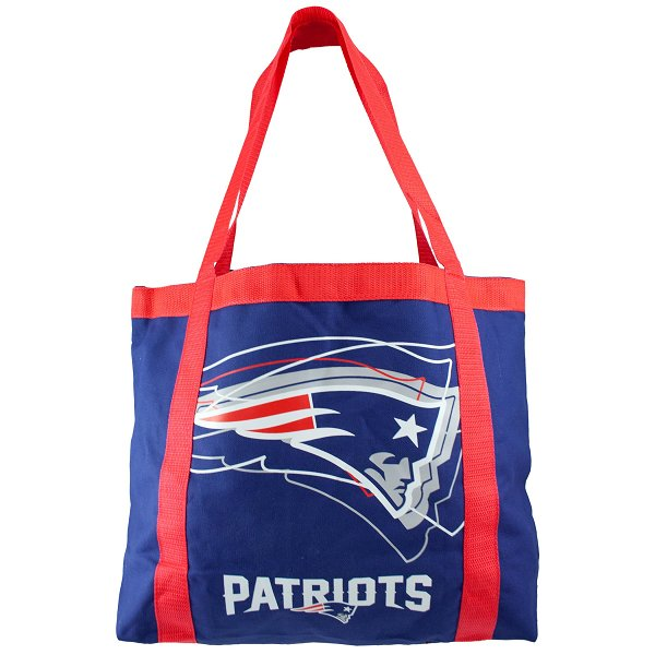 Patriots Tailgate Tote Bag-Navy