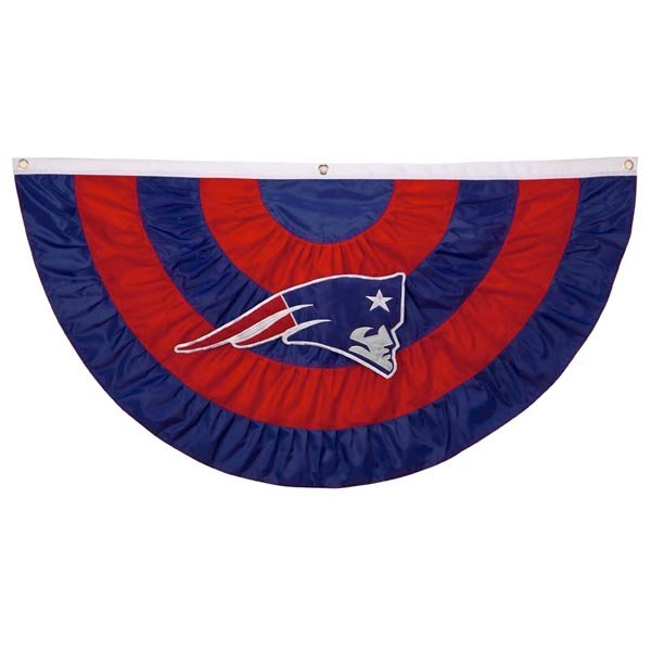Patriots Team Bunting