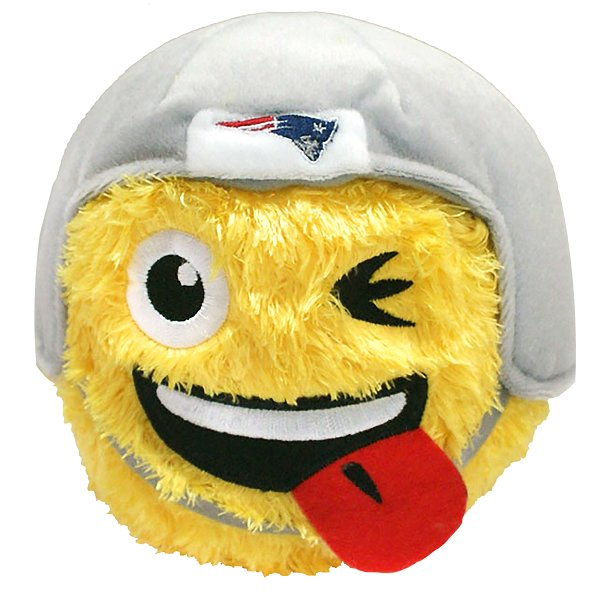 Patriots Team Moji-Yellow