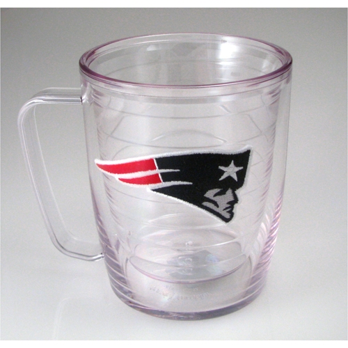 Patriots Logo 15oz Tervis Tumbler Mug
