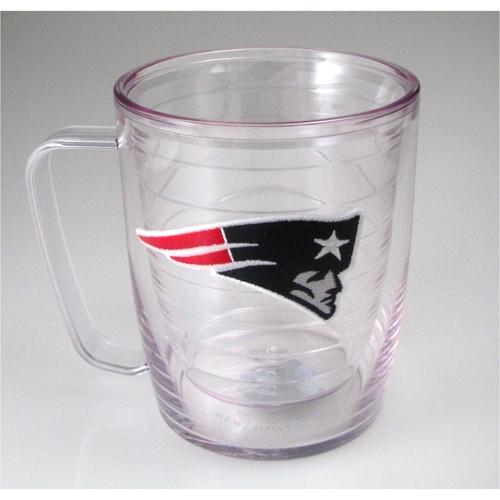 Patriots Logo 15oz Tervis Tumbler Mug