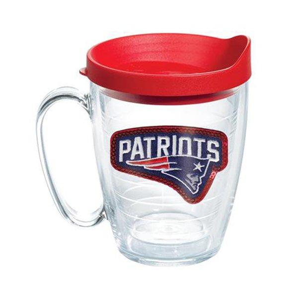 Patriots Tervis Sequins 15oz Mug